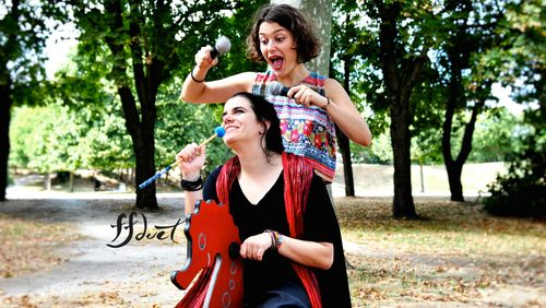 Épisode 4 : Les sons de velours de Katerina Fotinaki