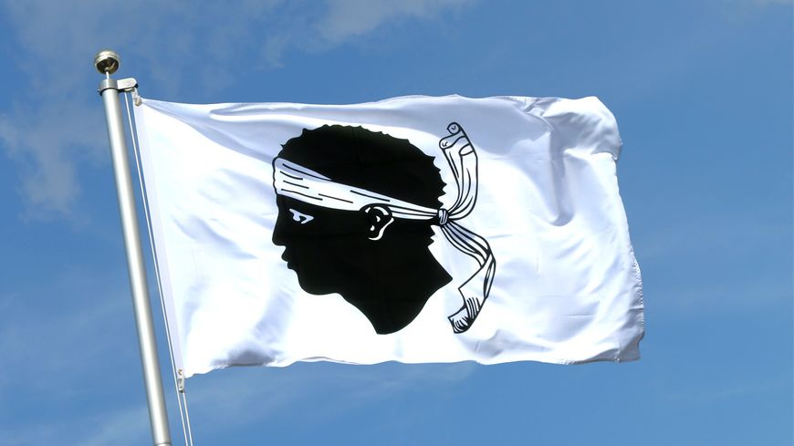 La tête de maure, symbole de la Corse