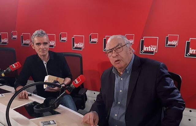 Fabrice DROUELLE et Didier DECOIN