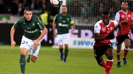 Ligue 1 (J13) | Le Stade de Reims tombe sur plus fort que lui à Saint-Etienne (2-0)