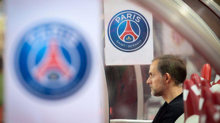 Thomas Tuchel à l'occasion du match Monaco - PSG du 11 novembre dernier