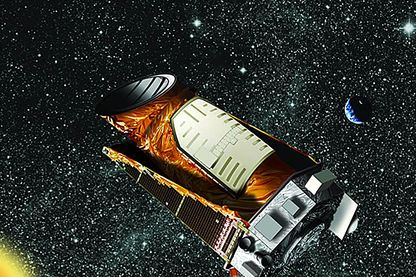 Le satellite Kepler