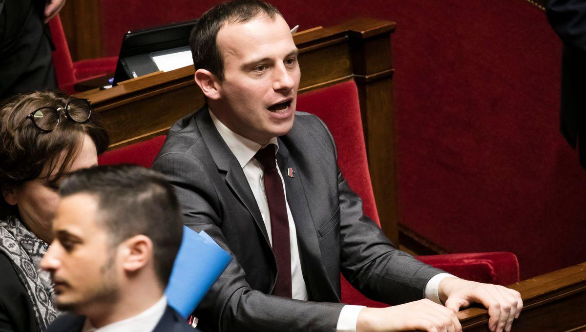 """Réforme des retraites : le député (LR) de Moselle Fabien Di Filippo fustige le """"flou"""" du gouvernement"""