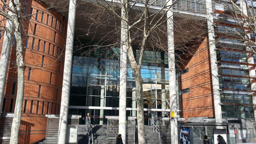 Le tribunal de Toulouse.