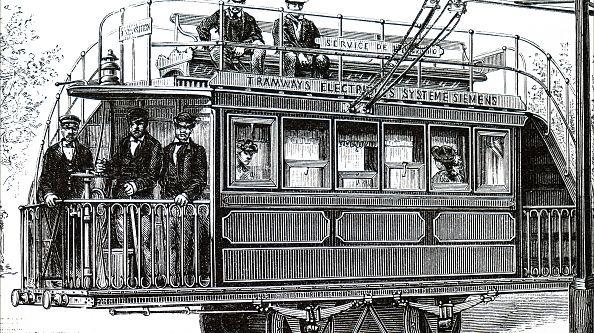 Les 3 visages du Tramway à Paris