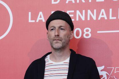 Le réalisateur et scénariste, Mikhaël Hers à la photocall de son film «Amanda» lors de la 75ème Mostra de Venise au Casino Sala le 31 août 2018 à Venise, Italie.