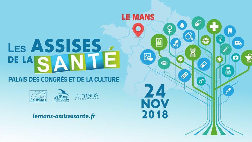 Les Assises de la Santé auront lieu au Mans samedi 24 novembre