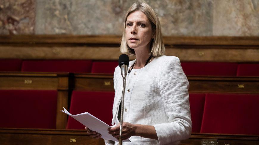 Hélène Zannier, députée LREM de la 7ème circonscription de Moselle