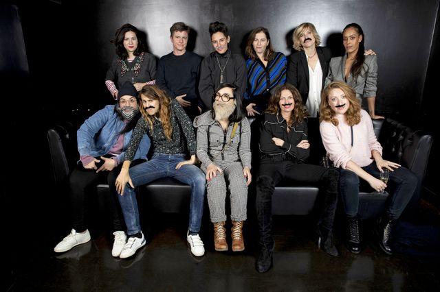 """Les comédiennes de la nouvelle création décalée sur Canal+ décalé : """"Kings, moi si j'étais un homme"""""""