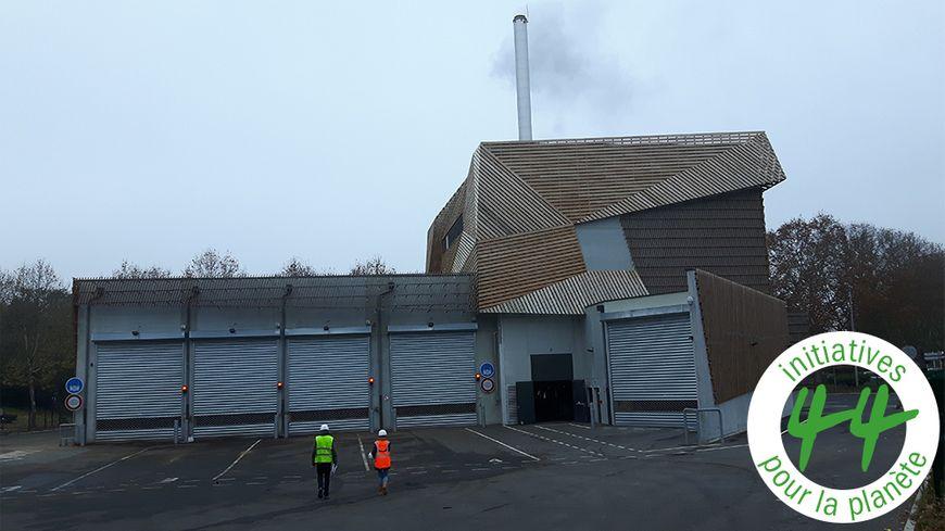 La chaufferie biomasse gérée par Engie Réseaux à Sevran, en Seine-Saint-Denis