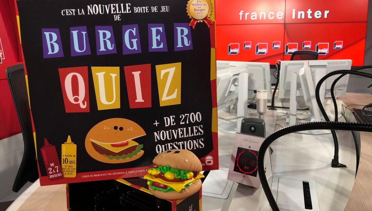 On A Testé Burger Quiz En Jeu De Société