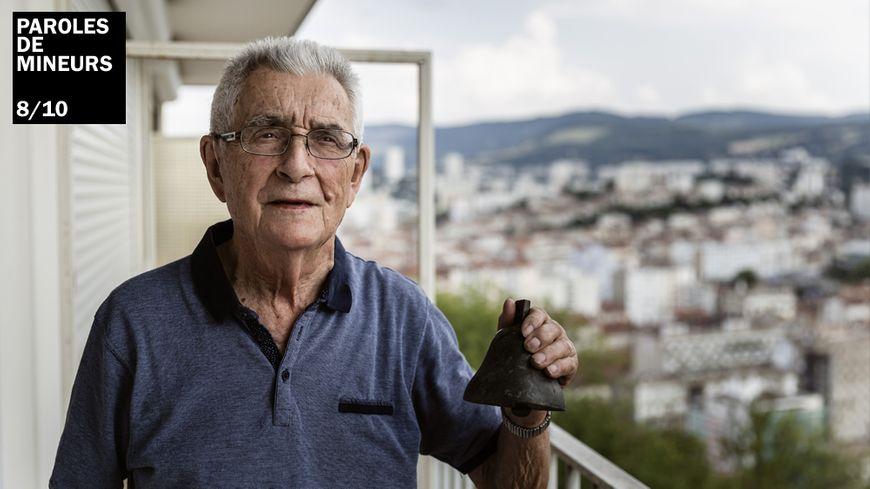 Jean Meyer est entré à la mine à un peu plus de 14 ans