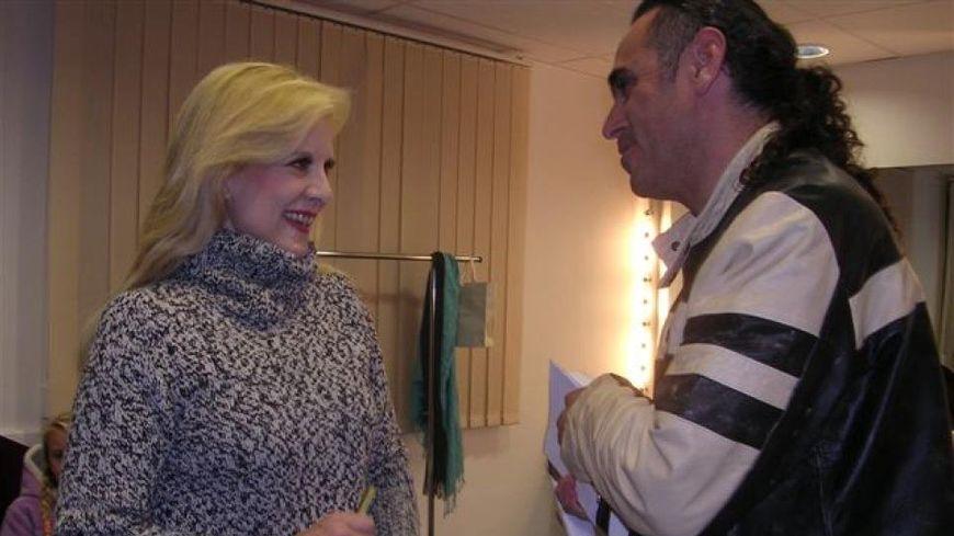 Sylvie Vartan se confie à France Bleu Azur