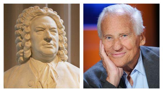 Bach et Jean dOrmesson