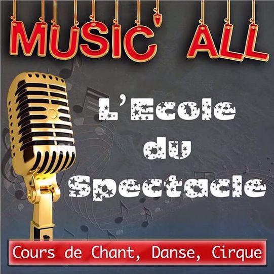 L'affiche de Music'All Dijon