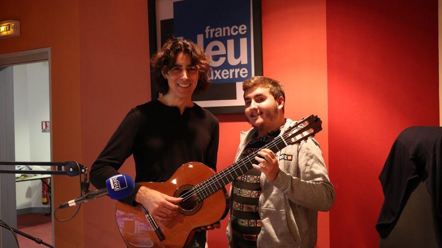 Olivier Mesnier et Benoit Chomaud
