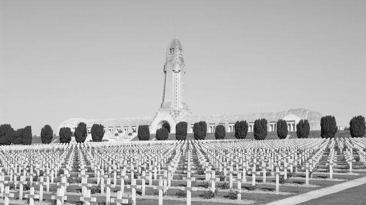 Cimetière militaire de Verdun