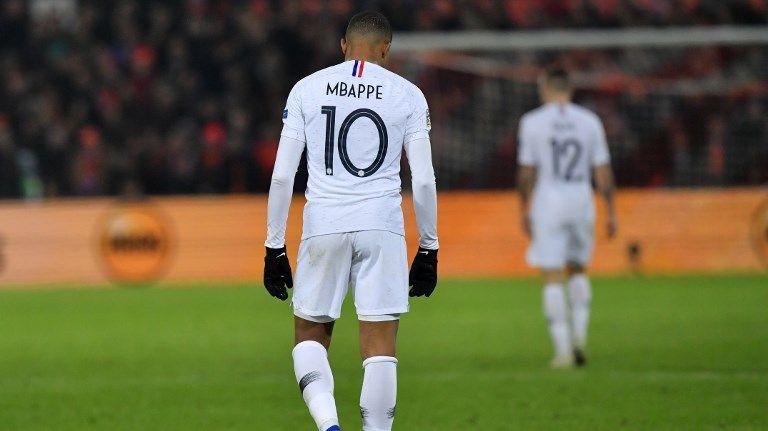 L'équipe de France emmenée par Kylian Mbappé est éliminée de la Ligue des Nations