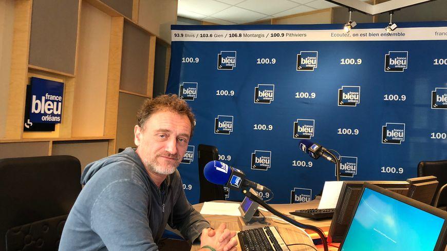 Jean-Paul Rouve en octobre 2018