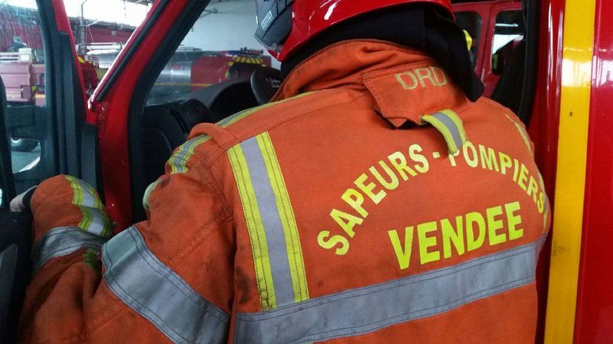 Un impacto frontal dejó tres muertos y dos heridos graves en Saint-Vincent-sur-Graon en Vendée