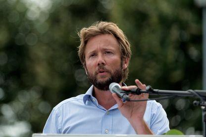 Boris Vallaud, député PS des Landes, porte-parole du PS