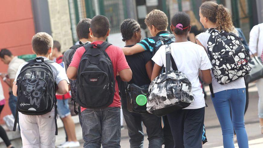 Montlouis-sur-Loire : les collégiens règlent les conflits entre eux.. et ça  marche !