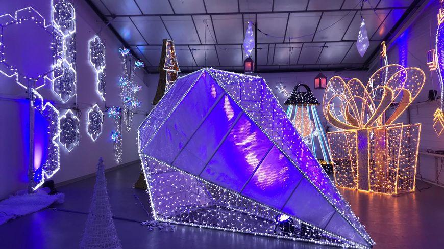 Leblanc Illuminations fournit les décorations de Noël des communes comme des particuliers