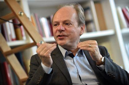 Patrick Boucheron, historien et professeur au Collège de France