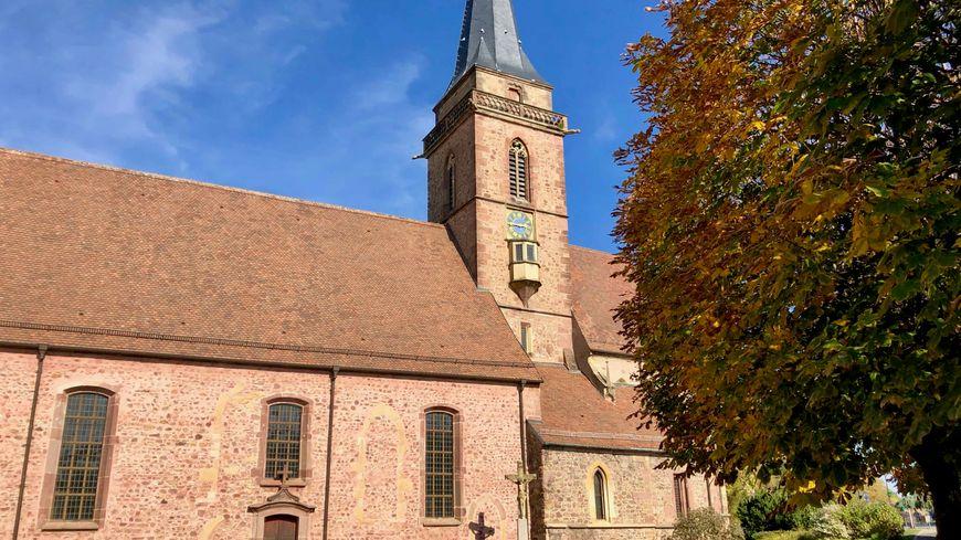 Vieux-Thann, église St. Dominique