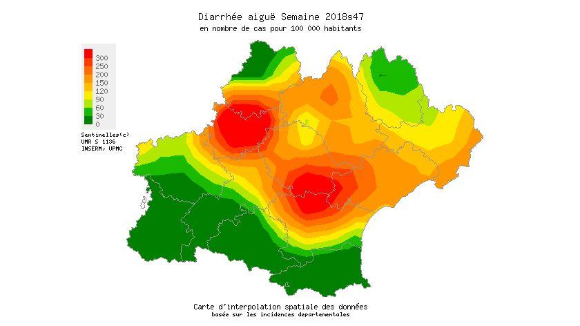 Le réseau de médecins Sentinelle surveille la situation sanitaire en France