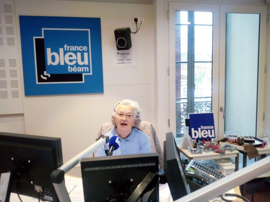 Paulette Verdier de la maison Verdier : ce sont  3 générations de confiseurs chocolatiers depuis 1945