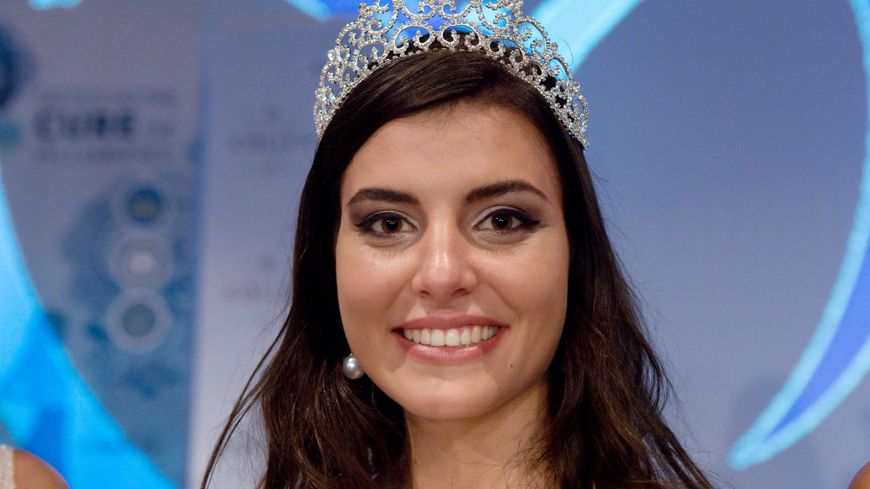 Coline Touret Miss Bourgogne 2018