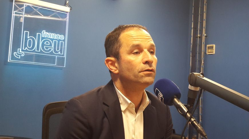 Benoit Hamon invité de France Bleu Occitanie