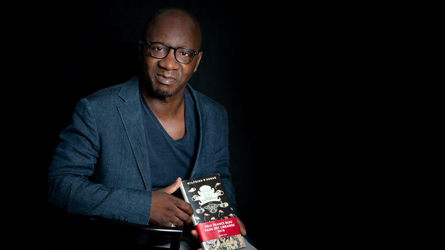 Wilfried N'Sondé, lauréat du Prix du Livre France Bleu - PAGE des libraires 2018