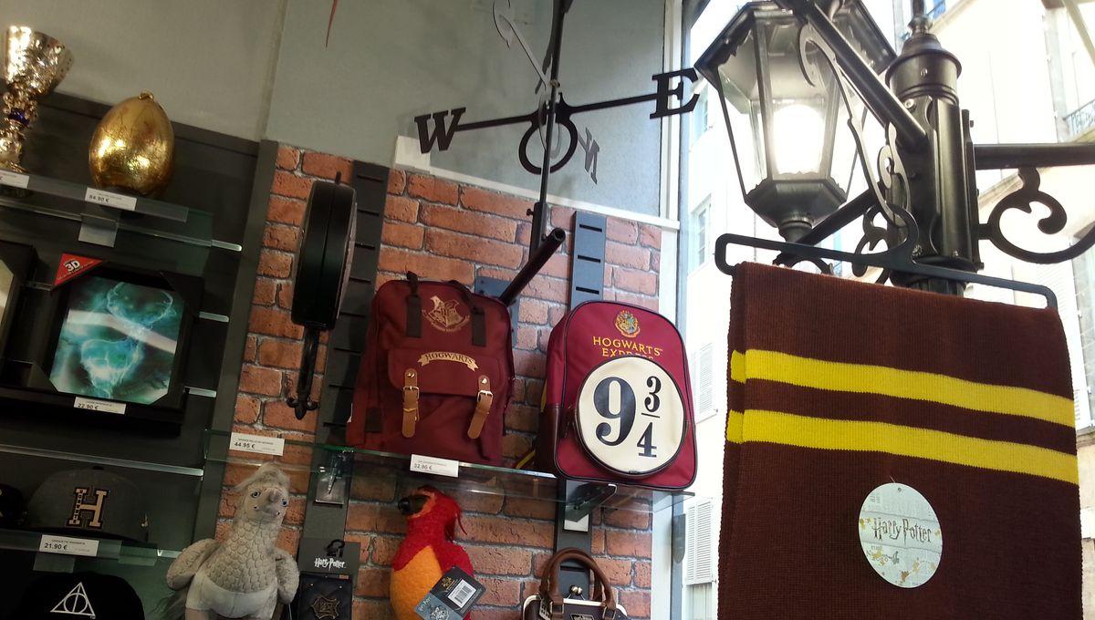 La boutique Harry Potter de Périgueux ouvre mardi 15 octobre