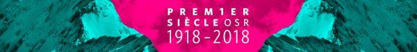 Les 100 ans de l'Orchestre de la Suisse Romande