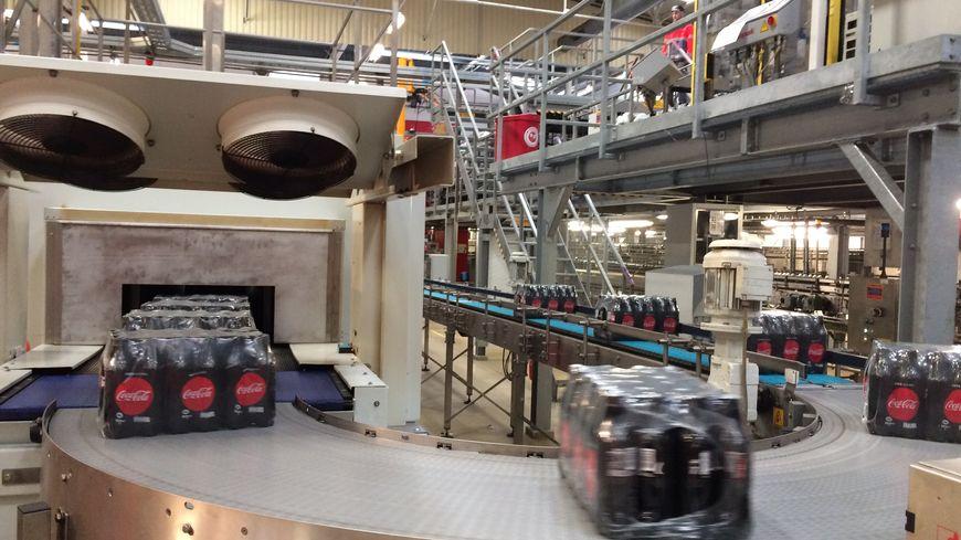 L'usine de Castanet-Tolosan au sud de Toulouse