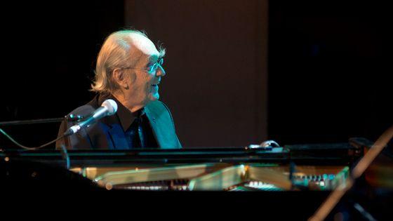 Michel Legrand en novembre 2016