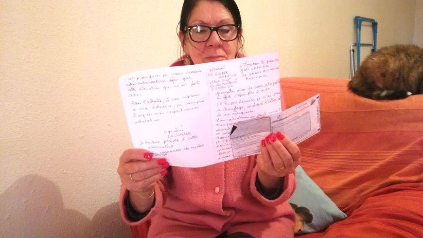 Marie-Lise Declerck a écrit une lettre recommandée avec accusé de réception à son bailleur social il y a quinze jours, restée sans réponse.