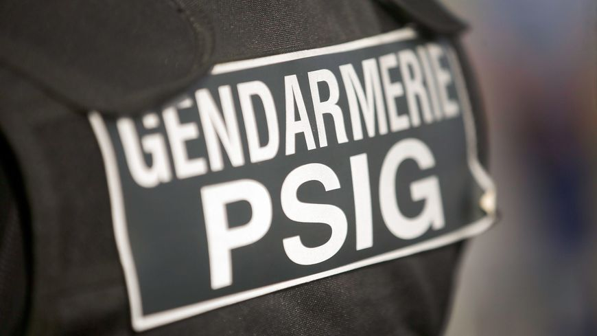 Le Peloton de surveillance et d'intervention de la Gendarmerie - illustration