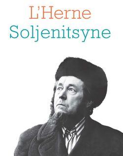 """Cahier Soljenitsyne"" (collectif, 1971)"
