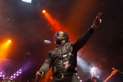 Le rappeur français Youssoupha