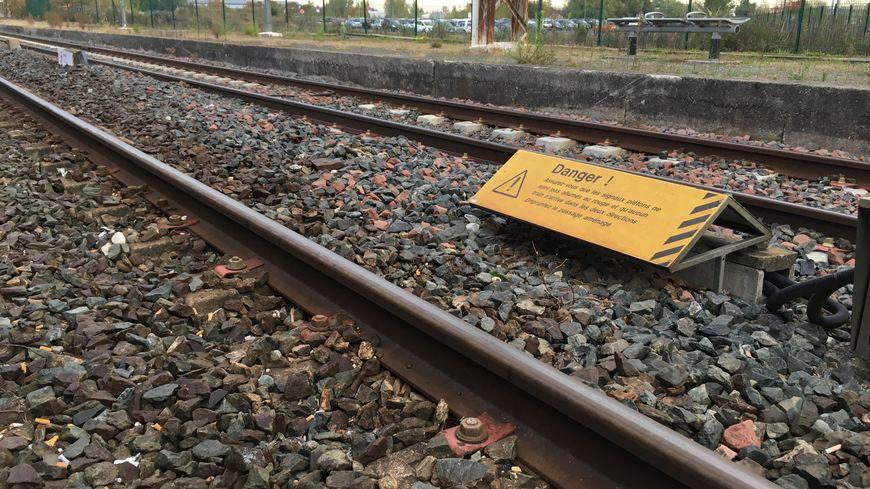 rails et dangers