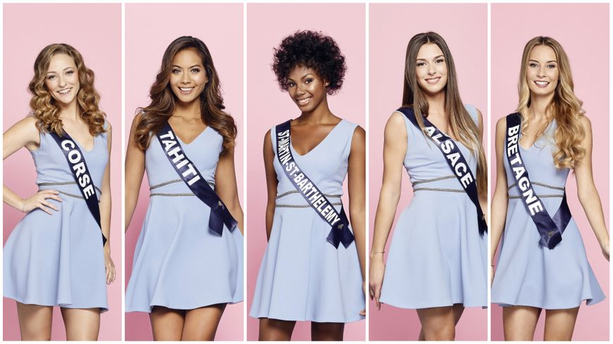 Photos Miss France 2019 Votez Pour Votre Candidate Preferee