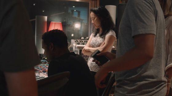 Helen Sung en studio