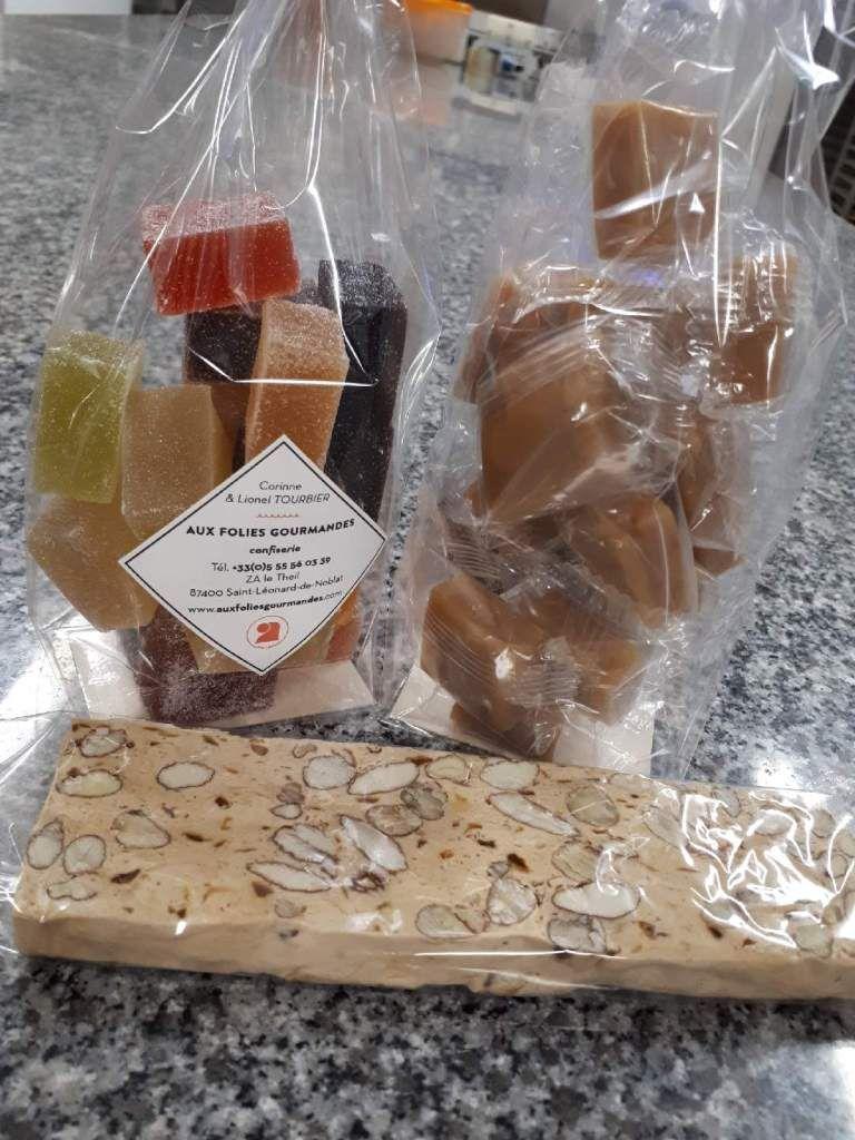 Les pâtes de fruits artisanales de St Léonard