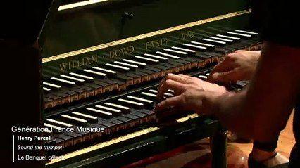 Purcell : Sound the trumpet (Damien Guillon / Paul-Antoine Bénos-Djian)