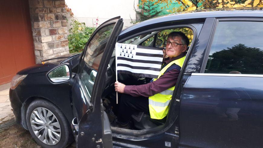 Gilet jaune voiture pas cher