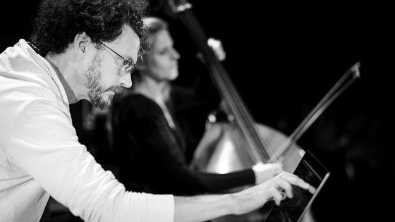 Sébastien Béranger et Elise Dabrowski au Théâtre de l'Alliance française
