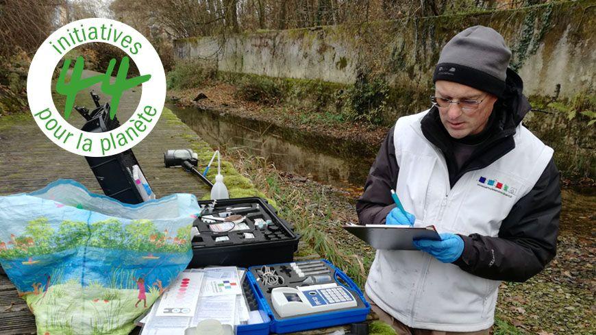 La Samu de l'environnement intervient entre autres quand un cas de pollution d'eau est signalé.